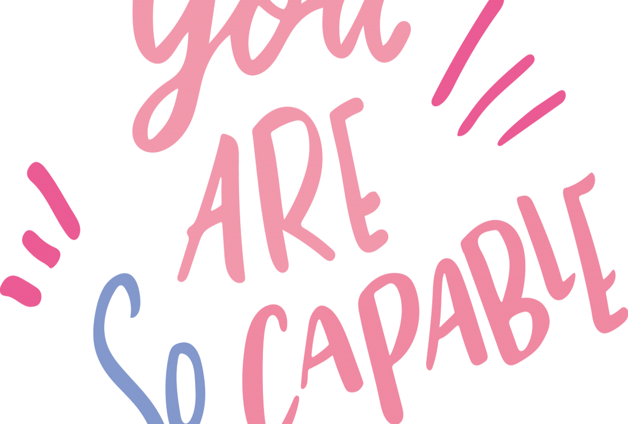 you are so capable project - student project