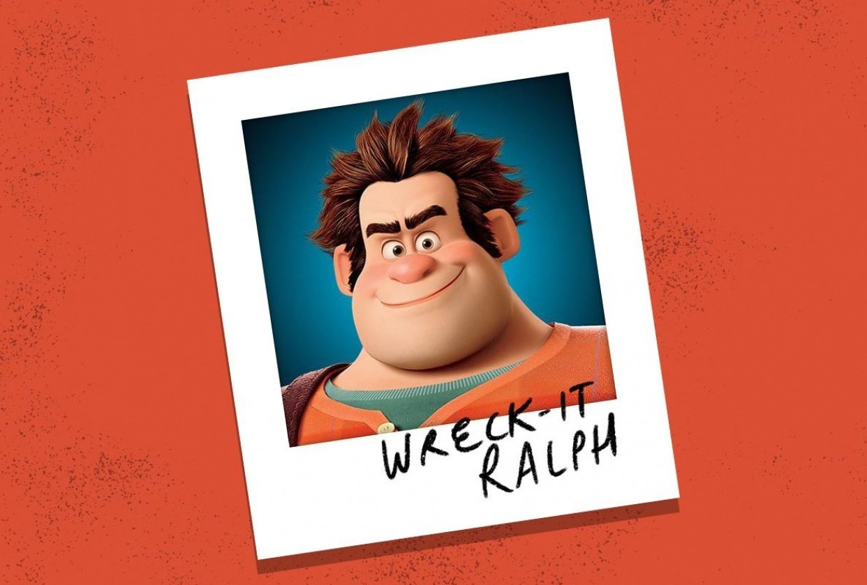 Wreck-it Ralph - student project