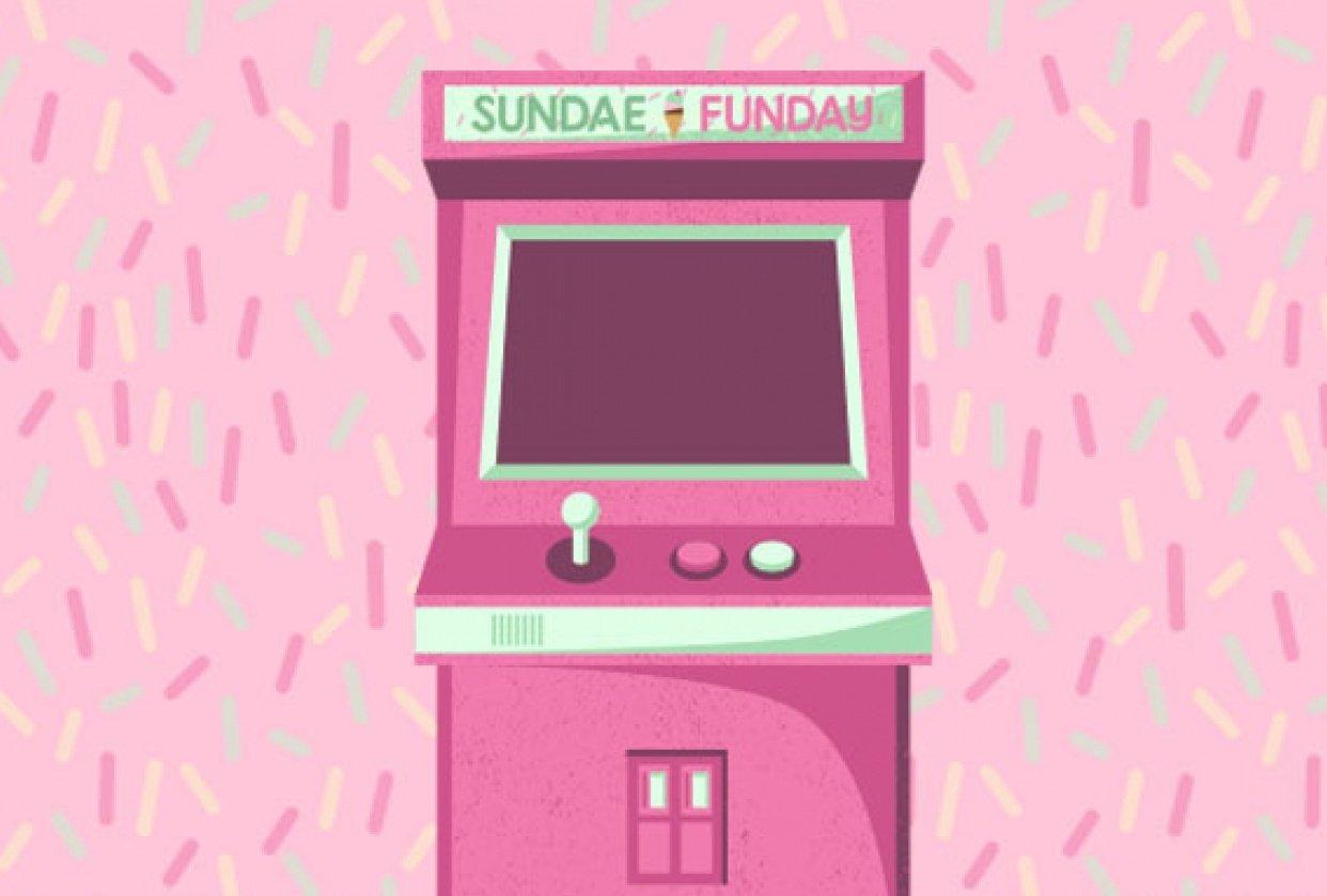 Sundae Funday - student project