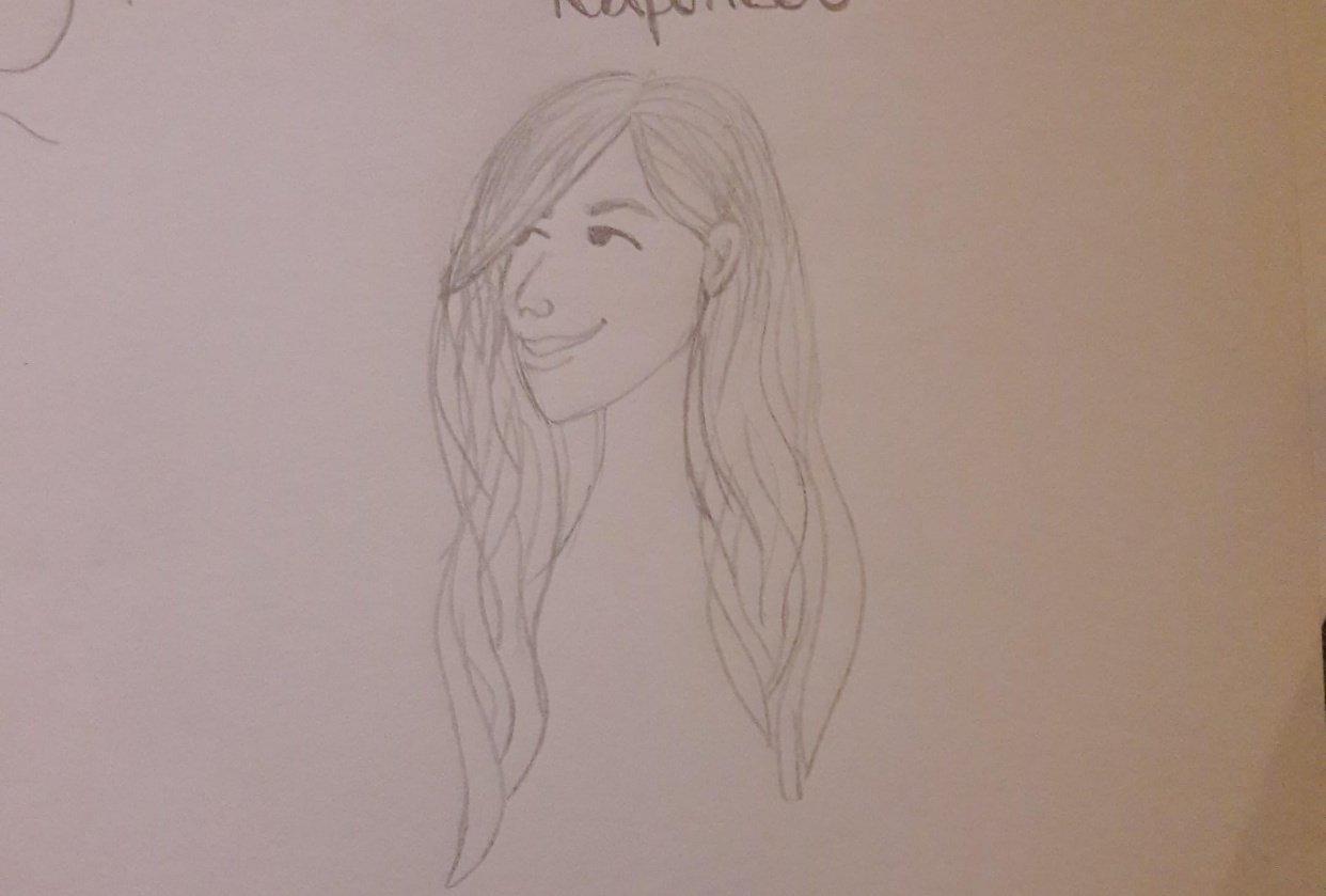 Rapunzel - student project
