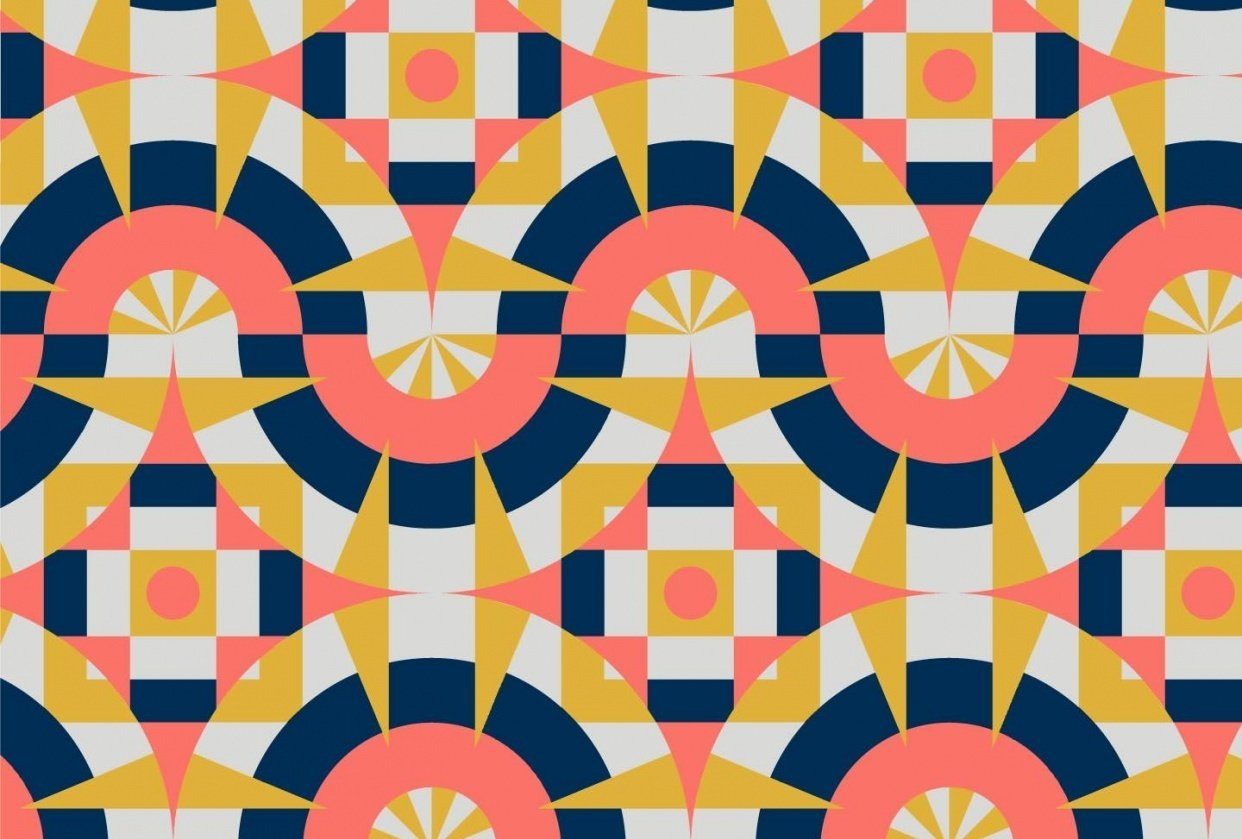 Geometric Tiles - student project