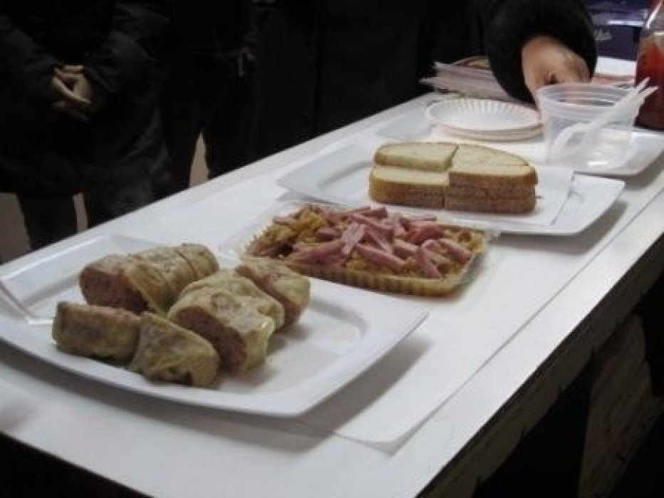 Fun Foodie NYC Tours - student project