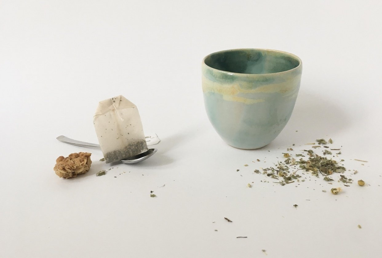 Product Photography Ceramic Mug - student project