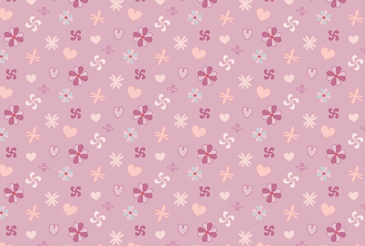 Mauve-alous Pattern Making - student project