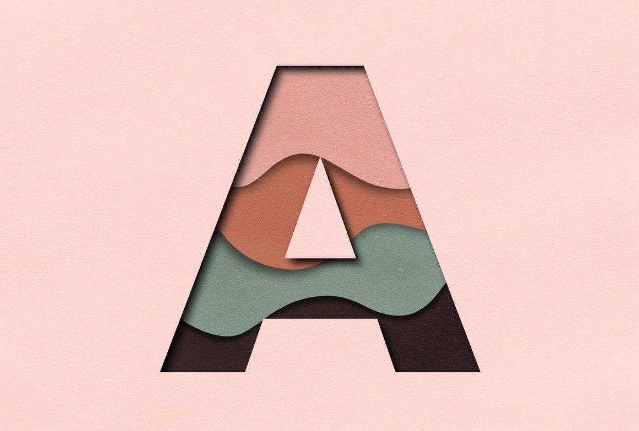 Magic Alphabet (A-E) - student project