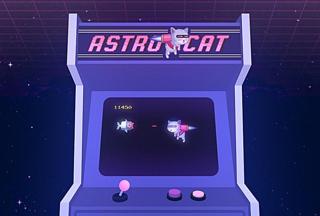 Astrocat Loop - student project