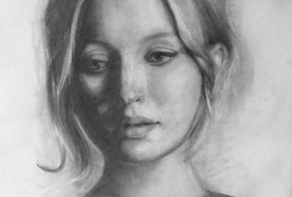 Pencil Drawing - NEW - student project