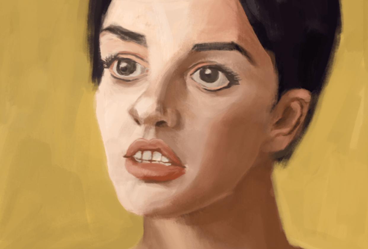 The portrait - student project