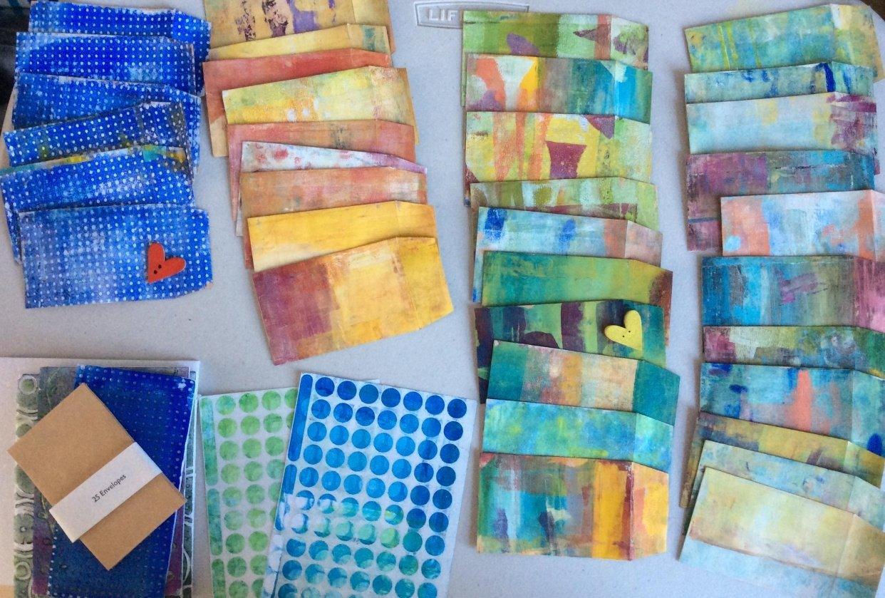 Little Envelopes - student project