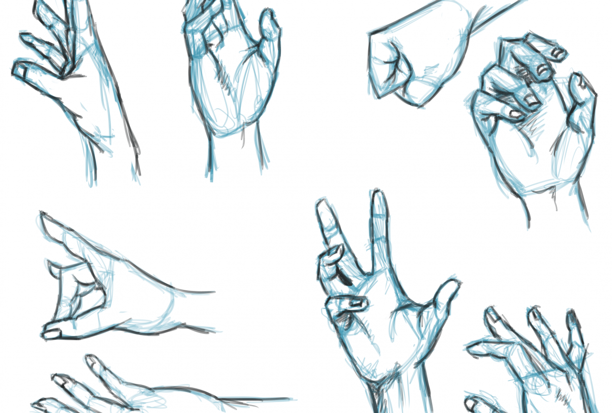 Hands! - student project