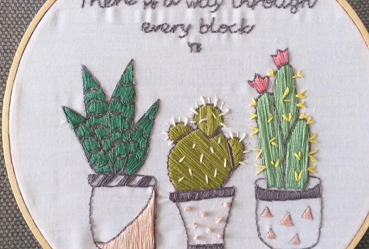 cactus proyect - student project