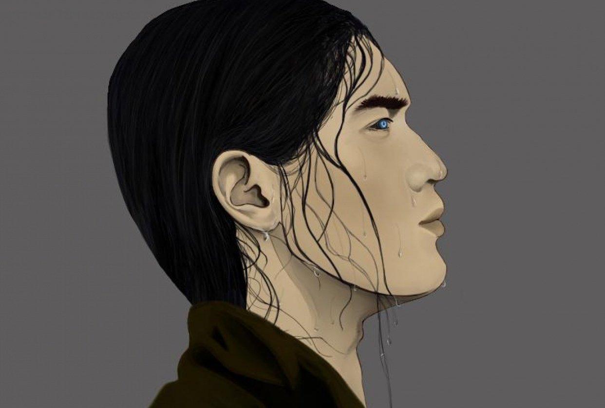 Character Development: John Dou - student project