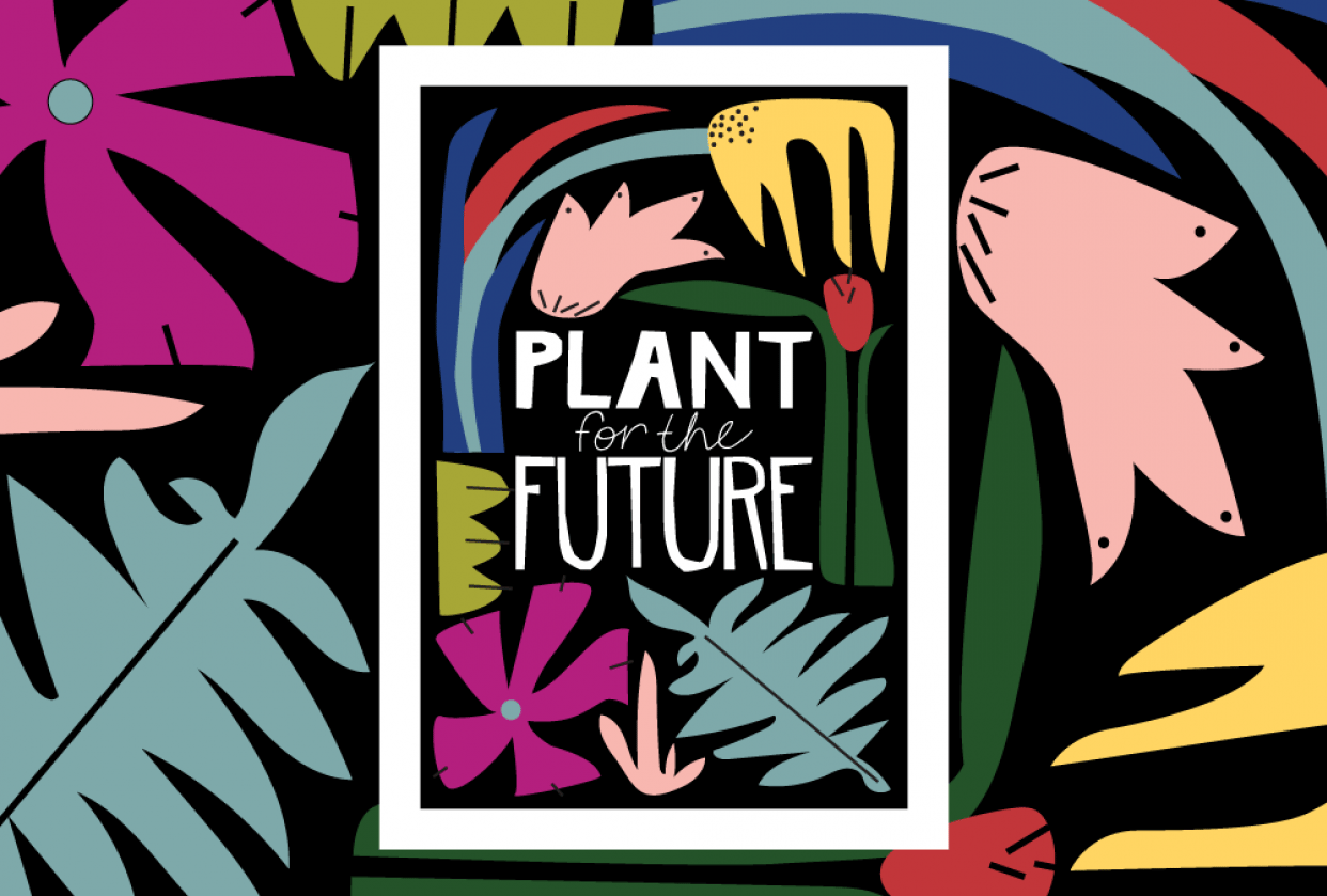 Plant for the future - student project