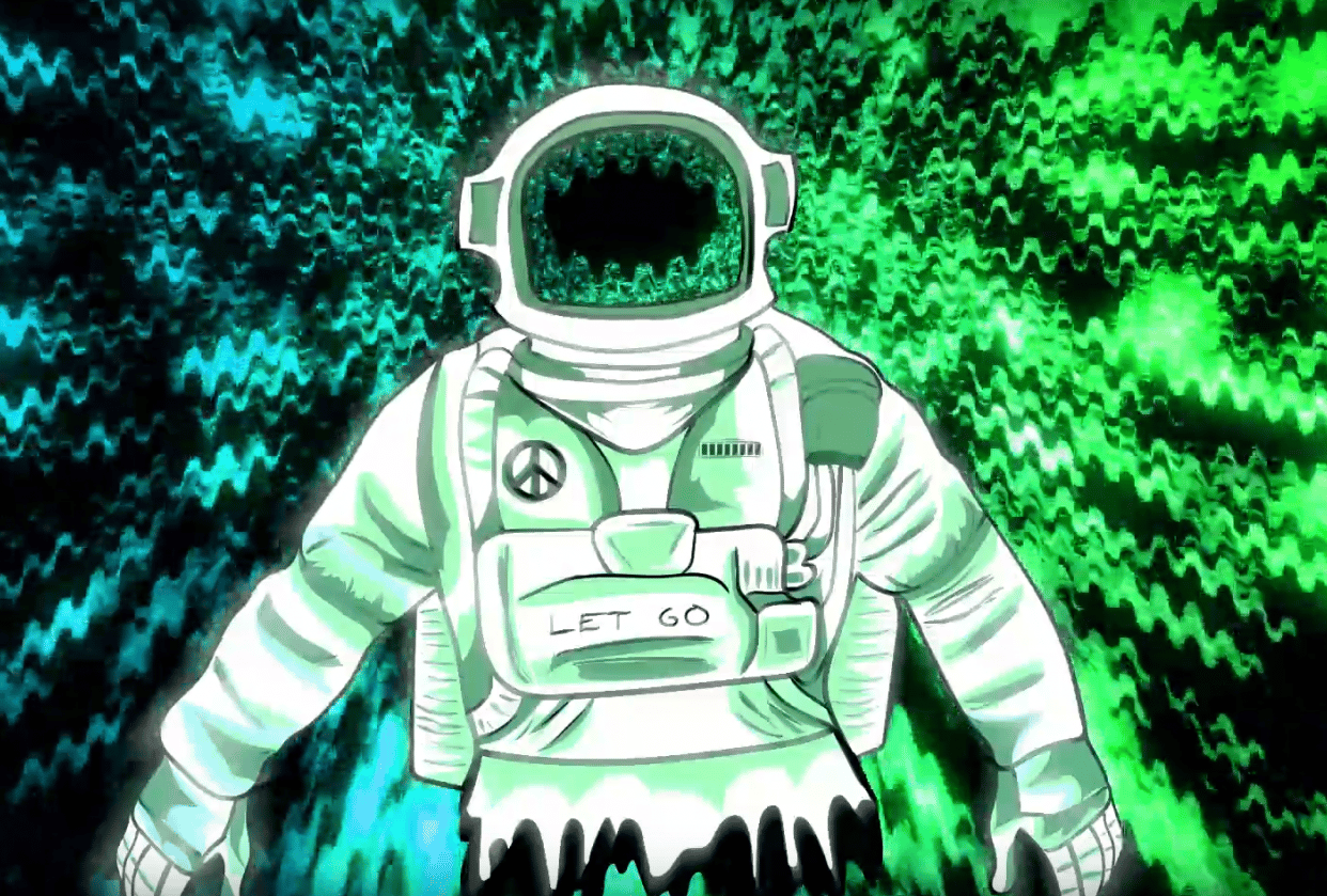 Spaceman - student project