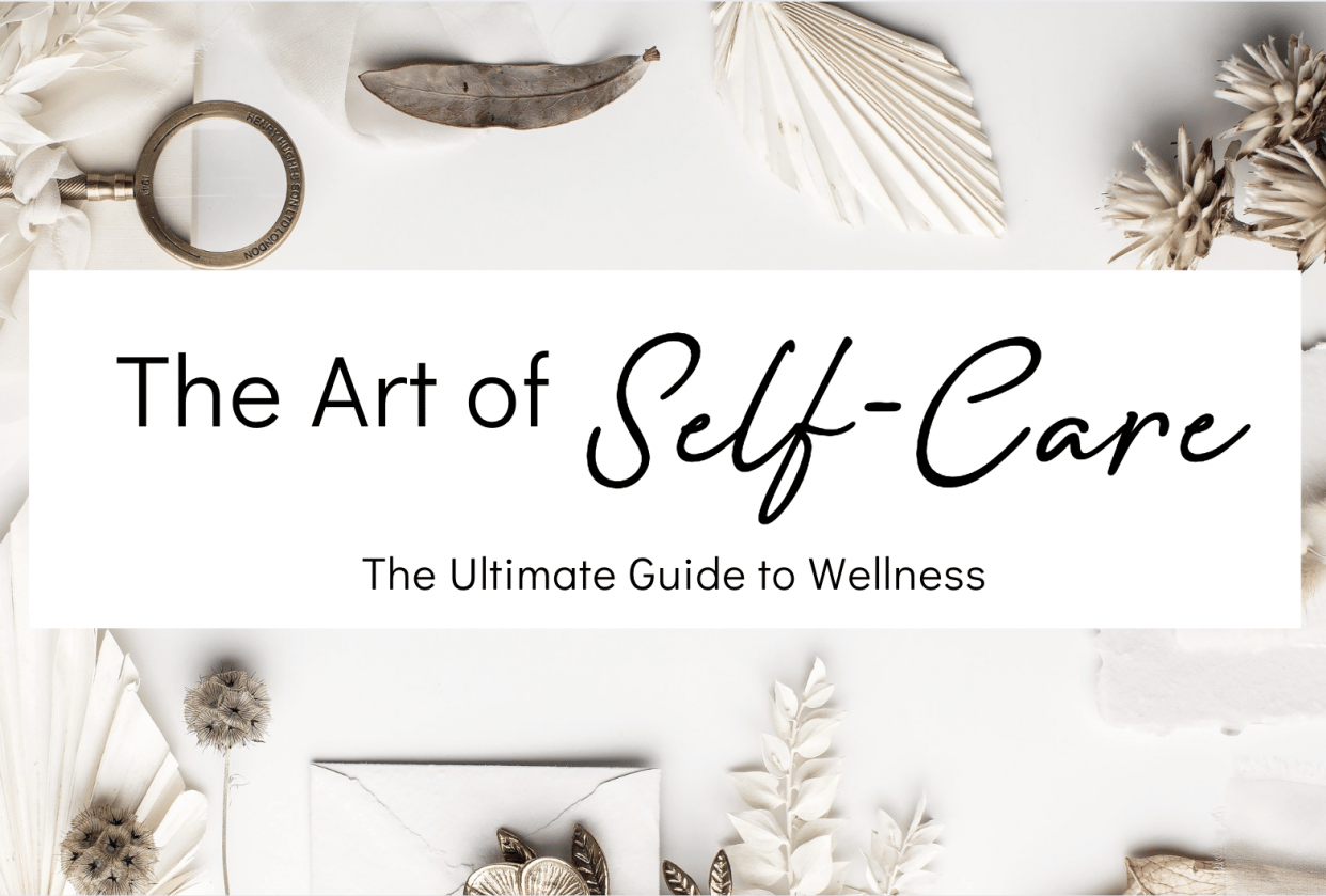 The Art of Self-Care - student project
