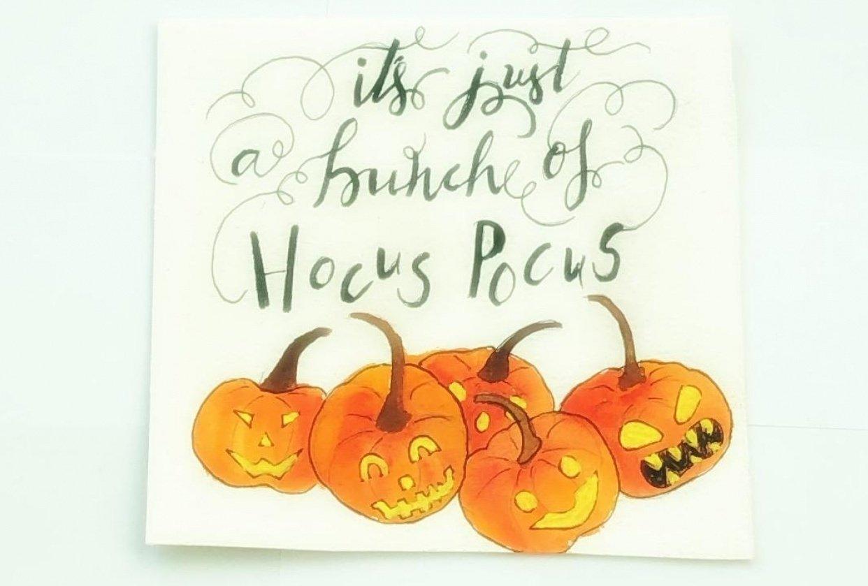 Halloween - student project