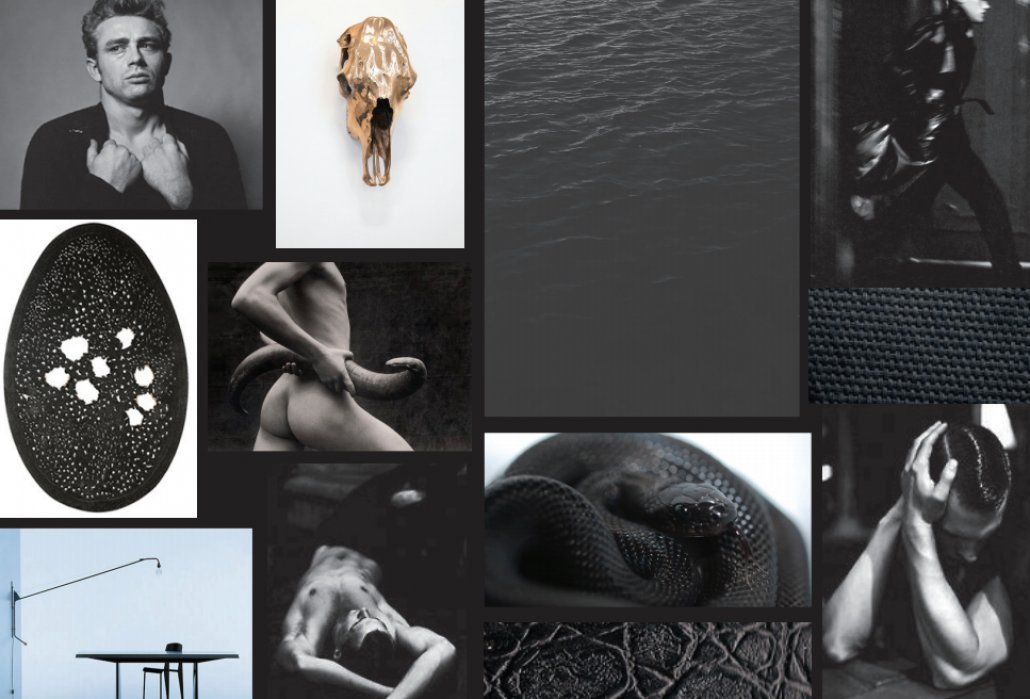 Inspiration Board - student project