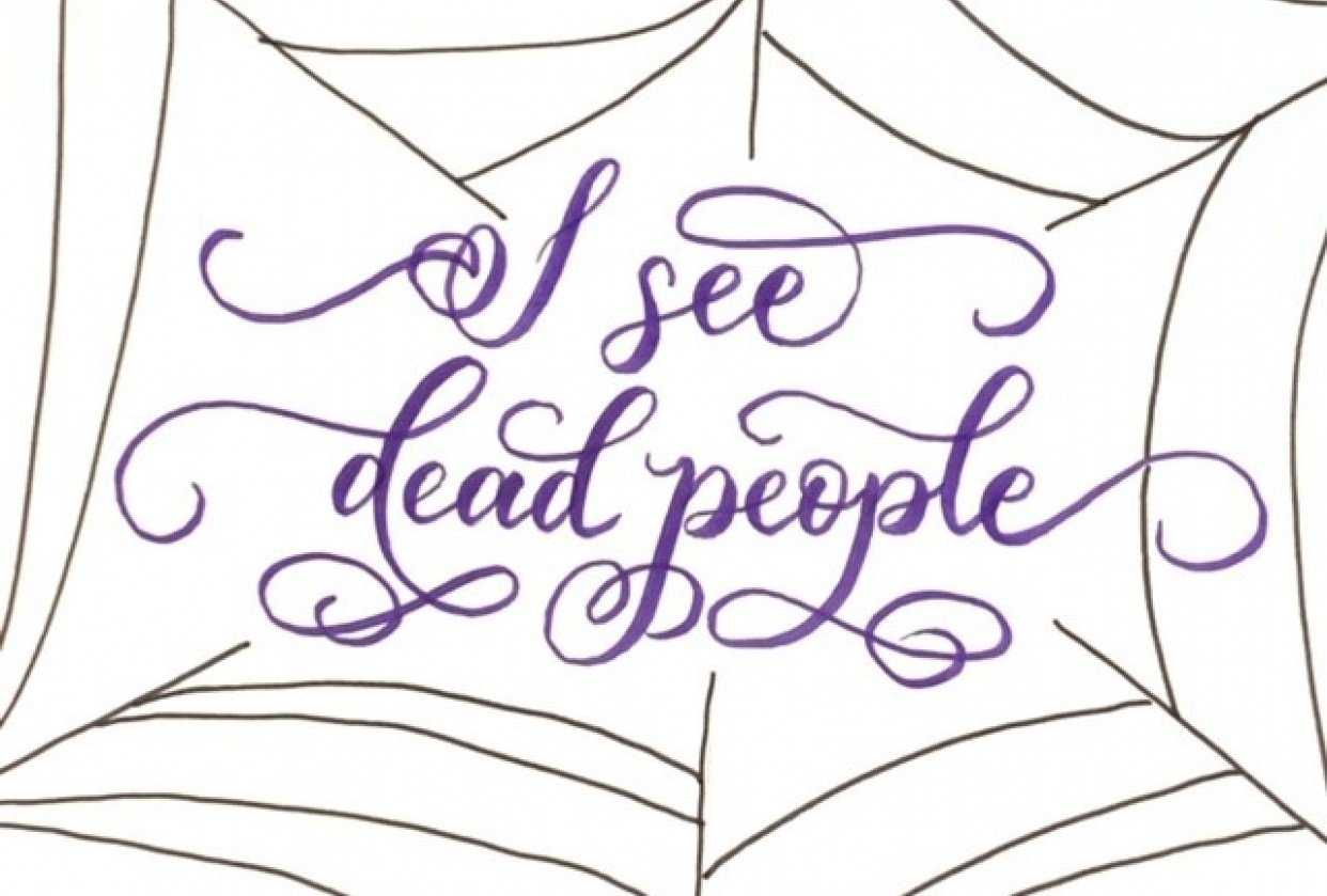 I see Dead People - student project