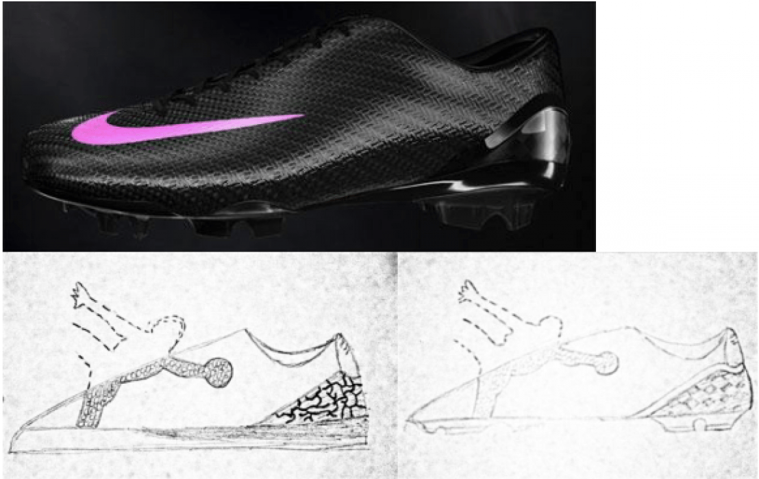 Sneakerology Storyboard - student project