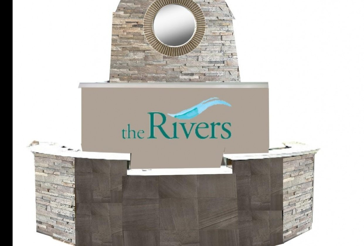 The Rivers Lobby Remodel - student project
