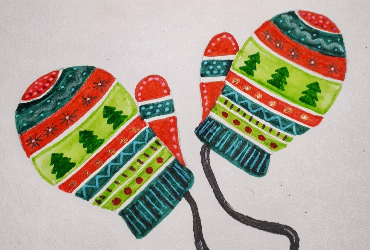 Project Mittens - student project
