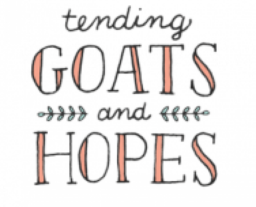 Tending Goats and Hopes - student project