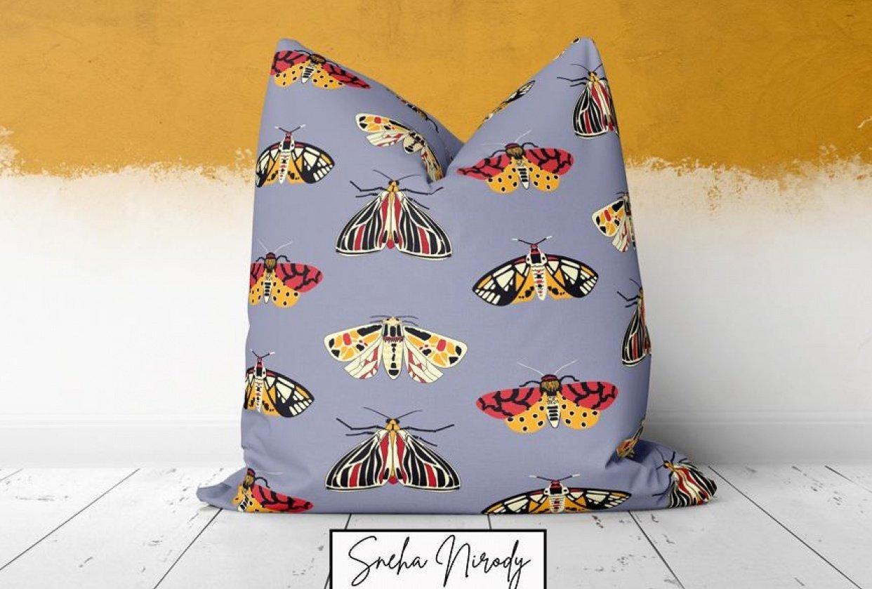 Moths! - student project