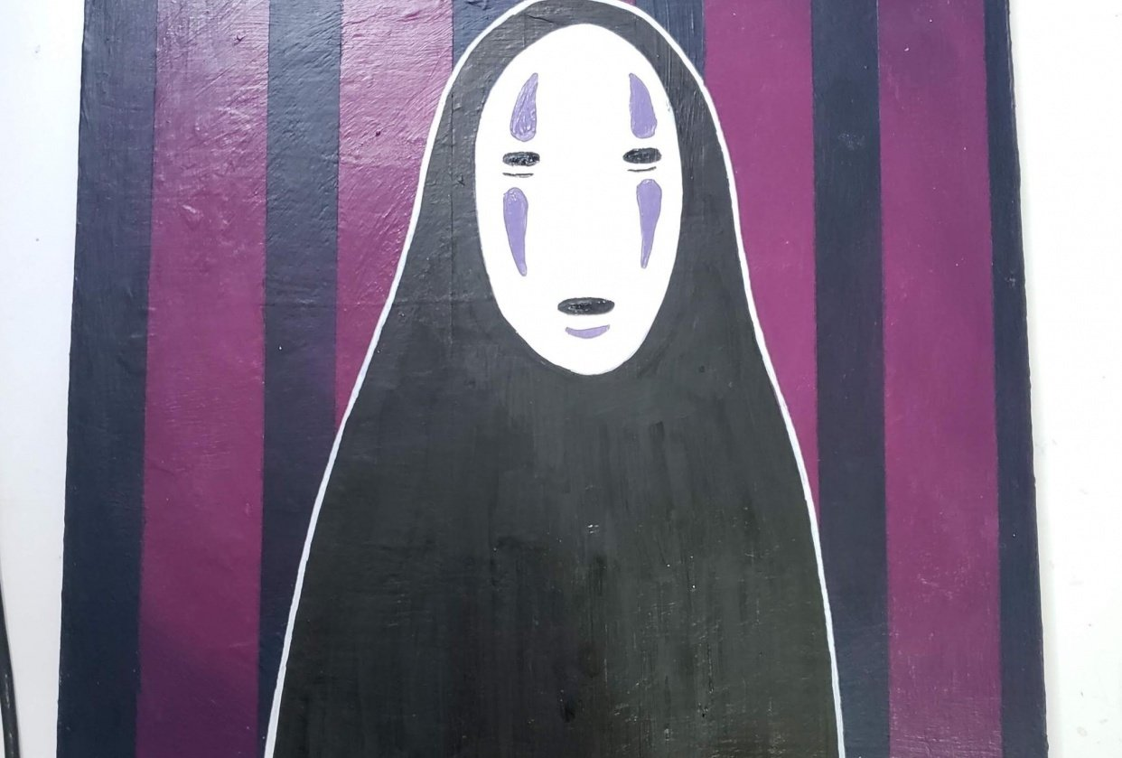 No Face - student project