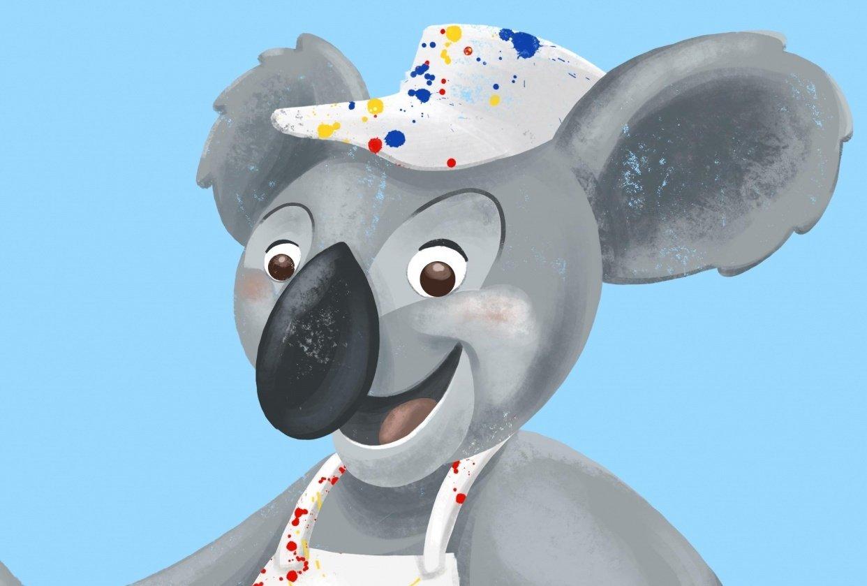 Koala painters inc. - student project