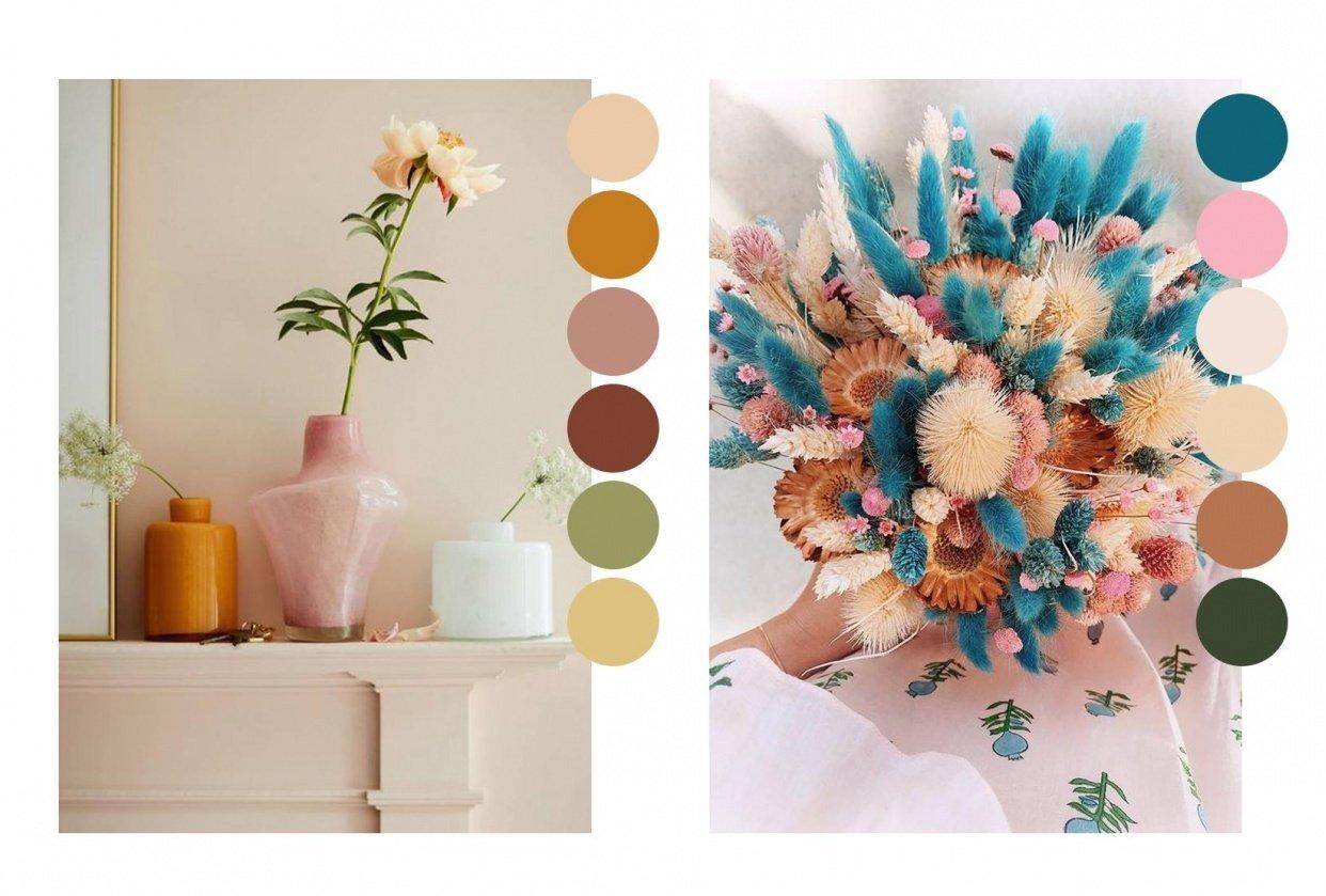 Color Palettes - student project