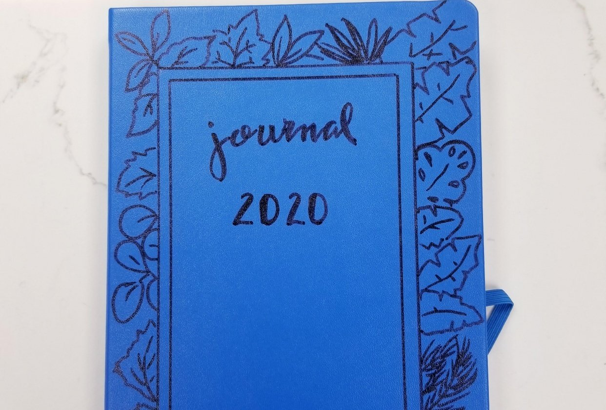 2020 Journaling - student project