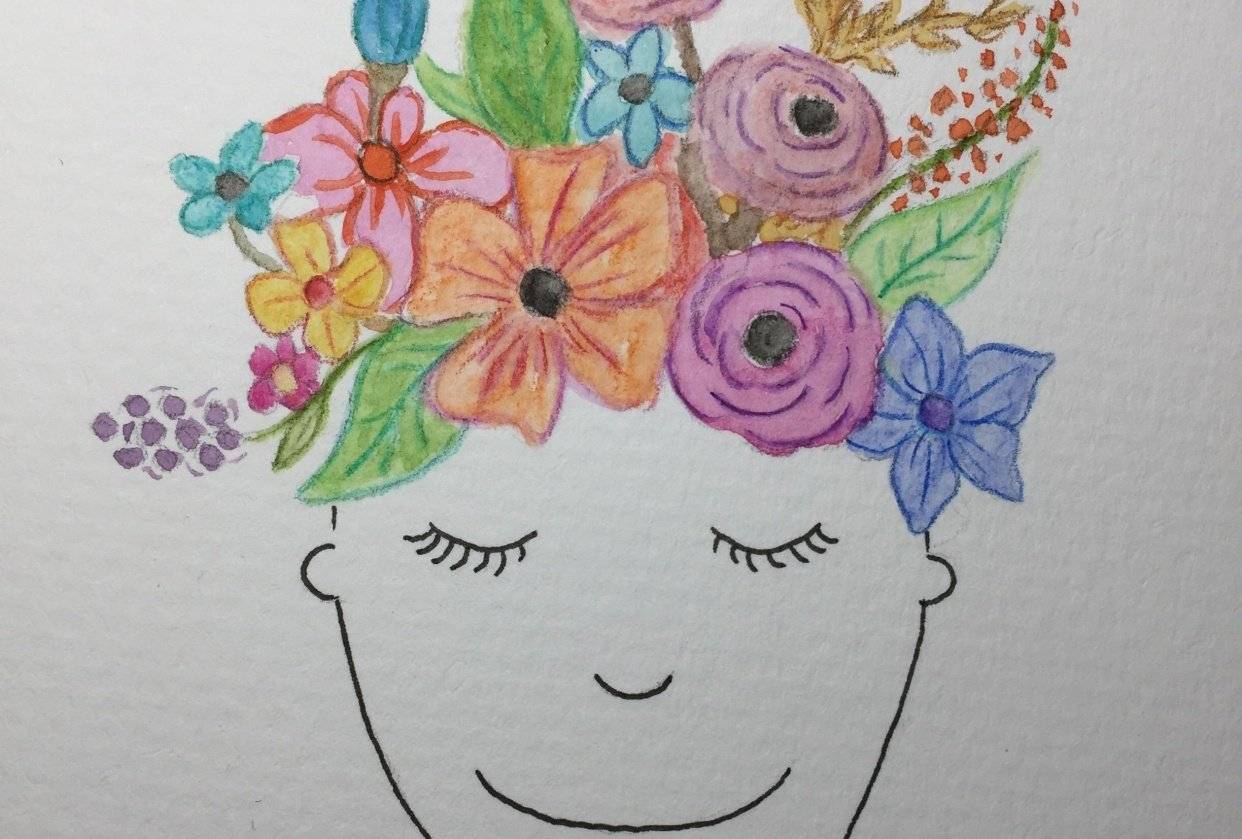Art Therapy - student project