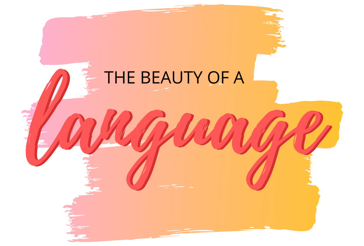 The beauty of a language - student project