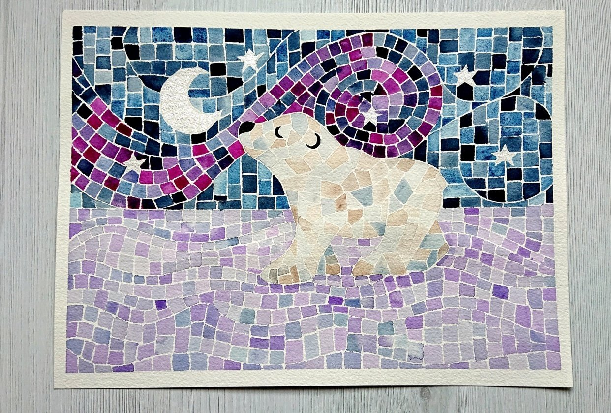 My Mosaic - student project