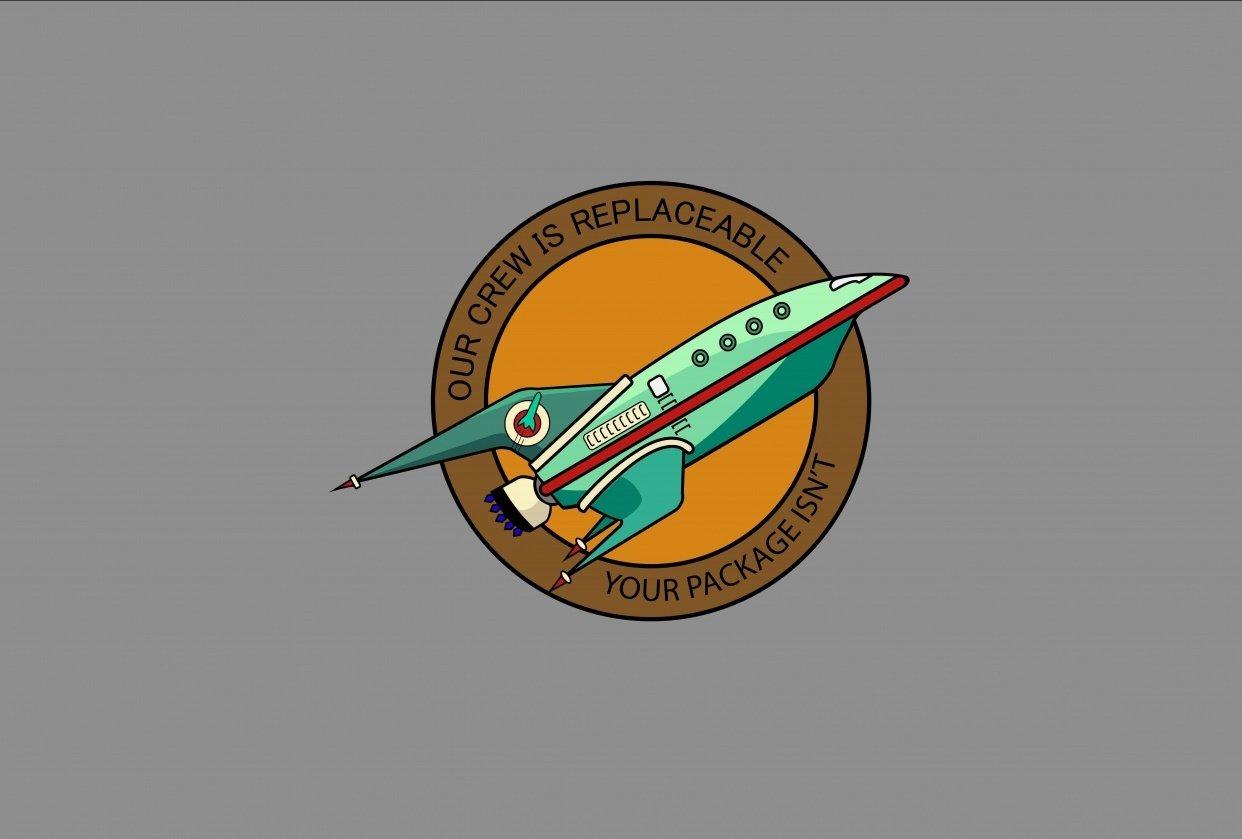 Futurama Logo - student project