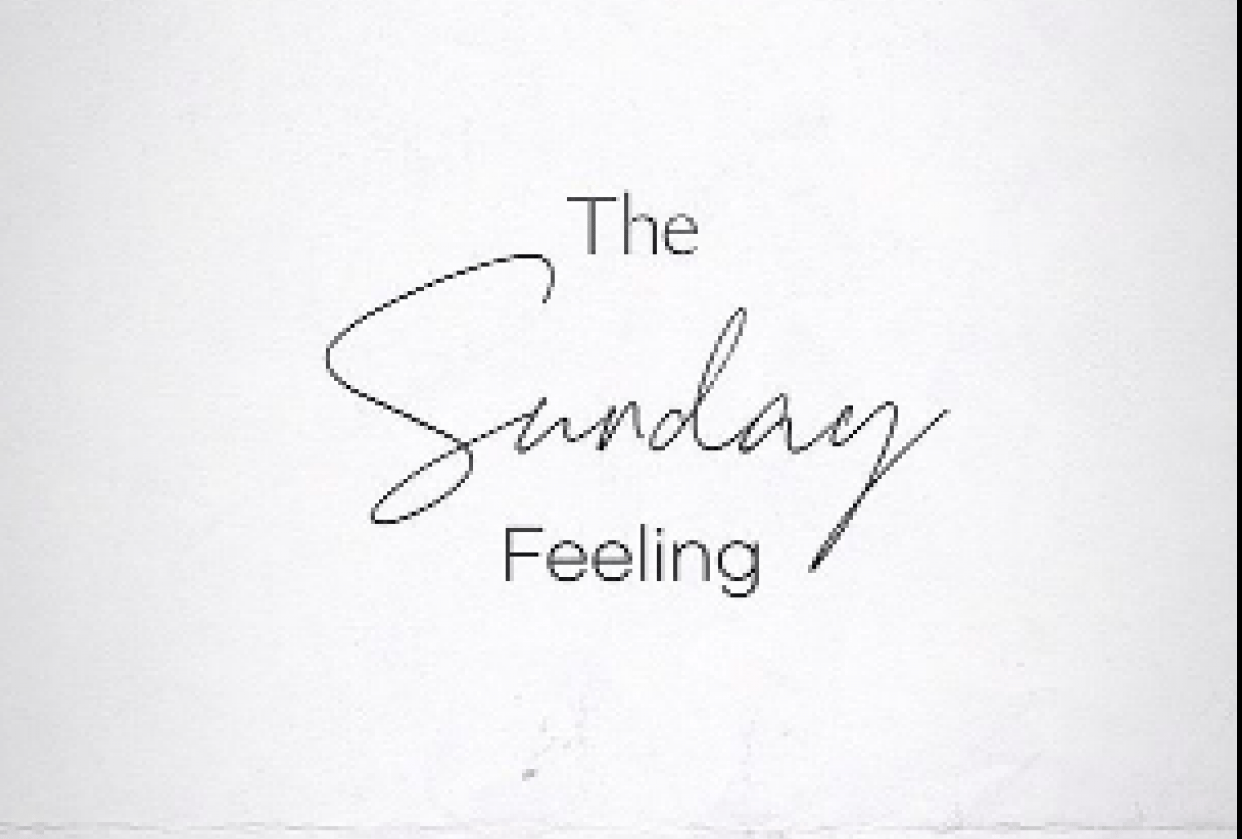 The sunday feeling - student project