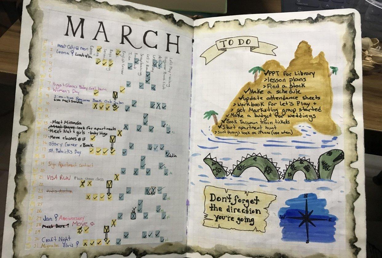 Modern Journal - student project