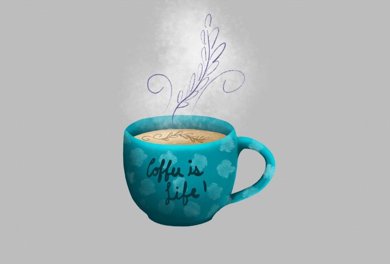 Coffee Mug - student project