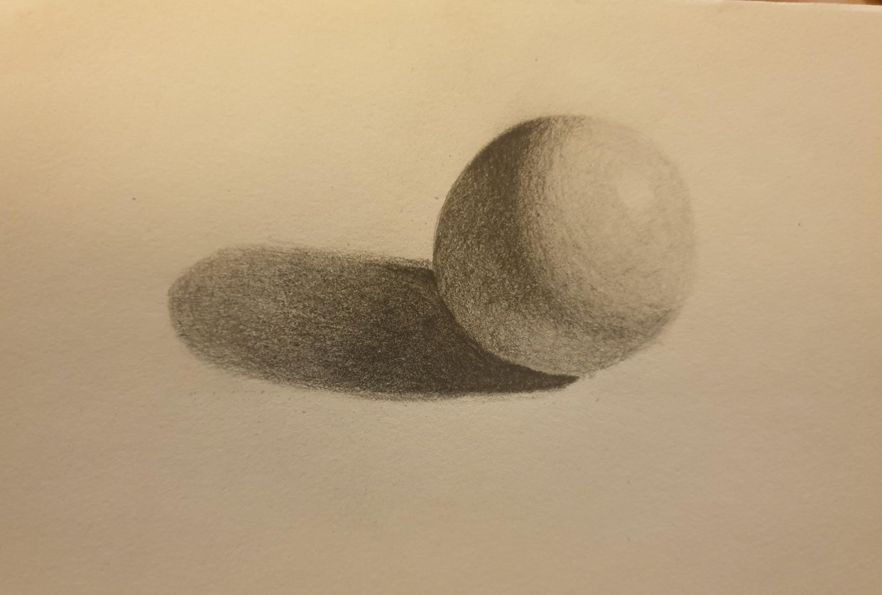 sphere shading - student project