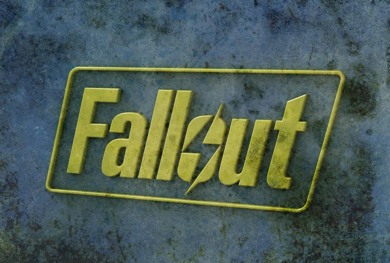Fallout Logo - student project
