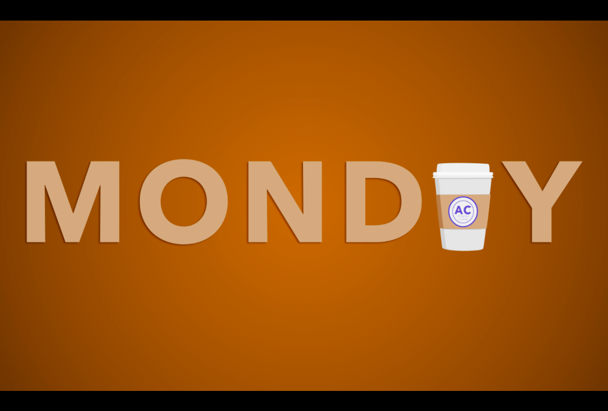 Coffee Monday Project - student project