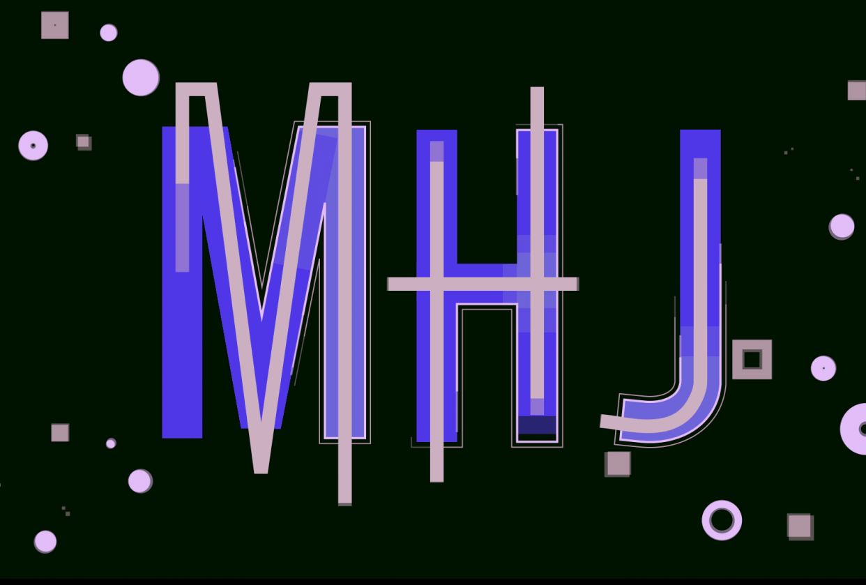 MHJ - Initials - student project