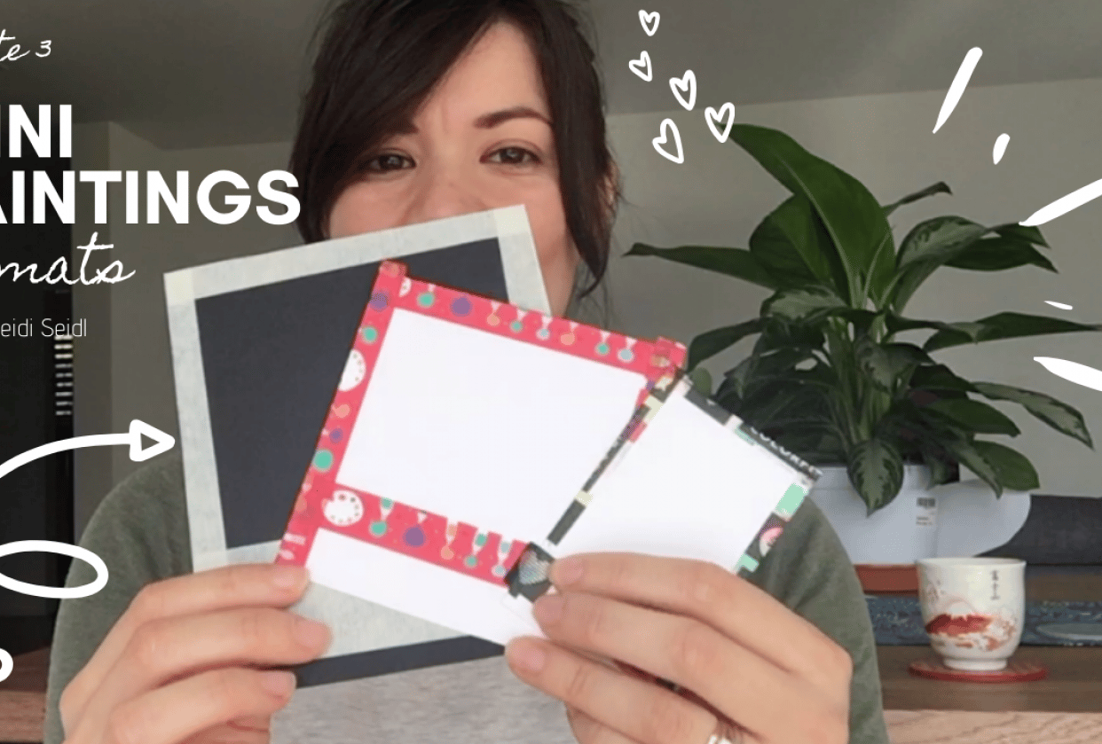 Sample Project: Mini Paintings Formats - student project