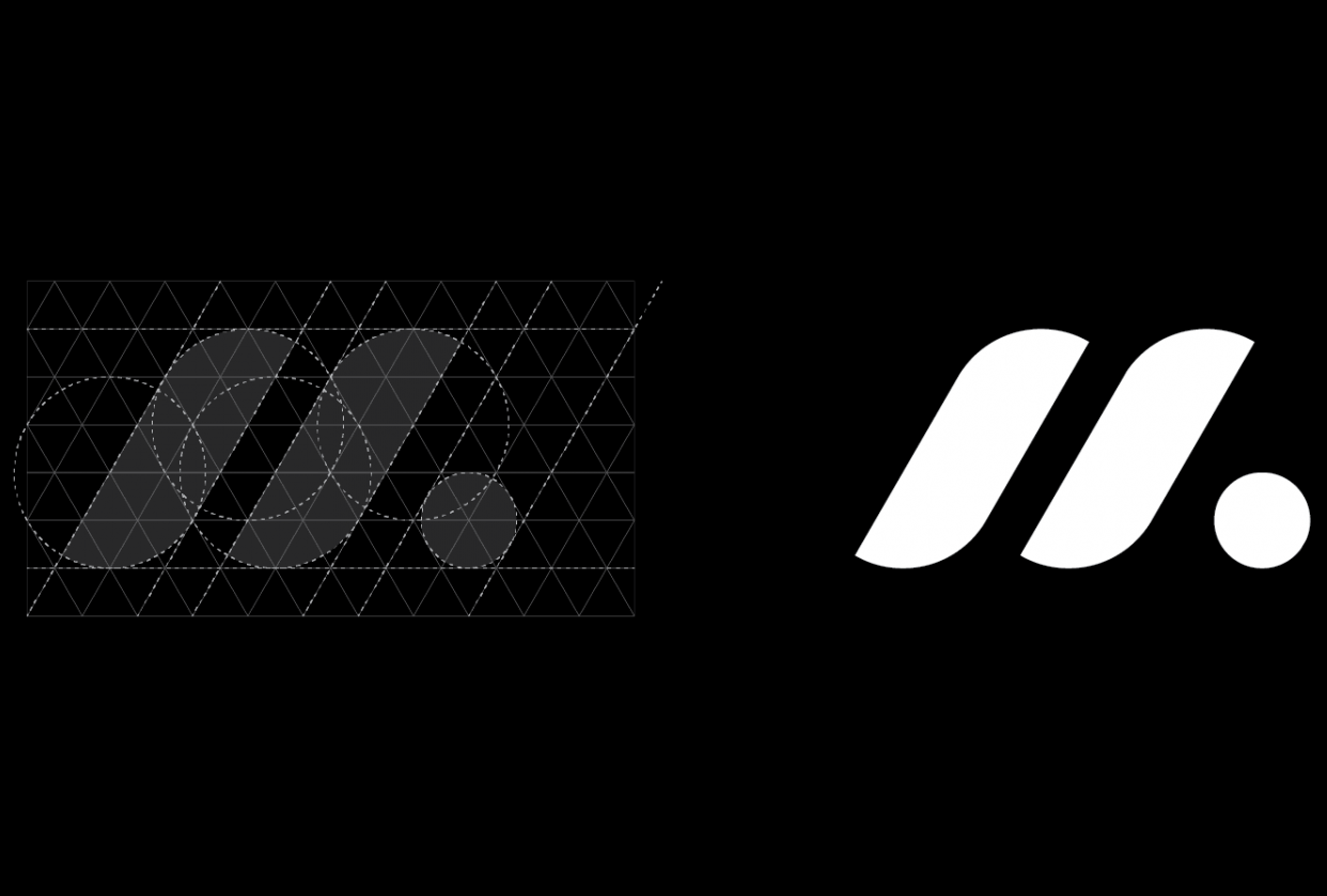 M Logomark - student project