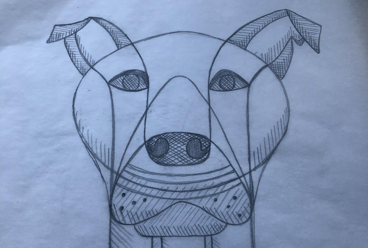 Rigby Dog - student project