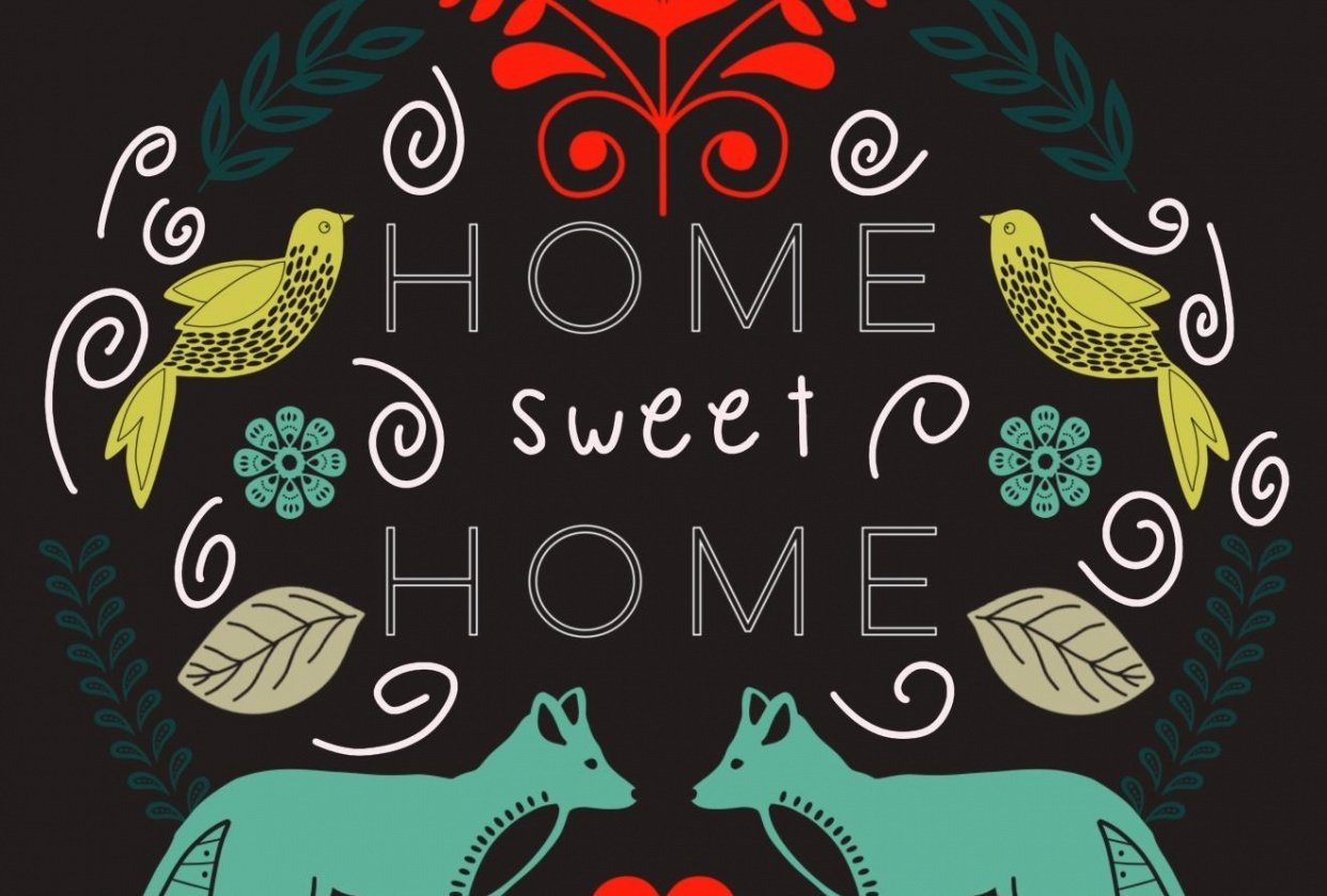 Home Sweet Home - student project