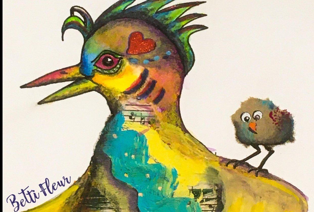 Birdwalk - student project