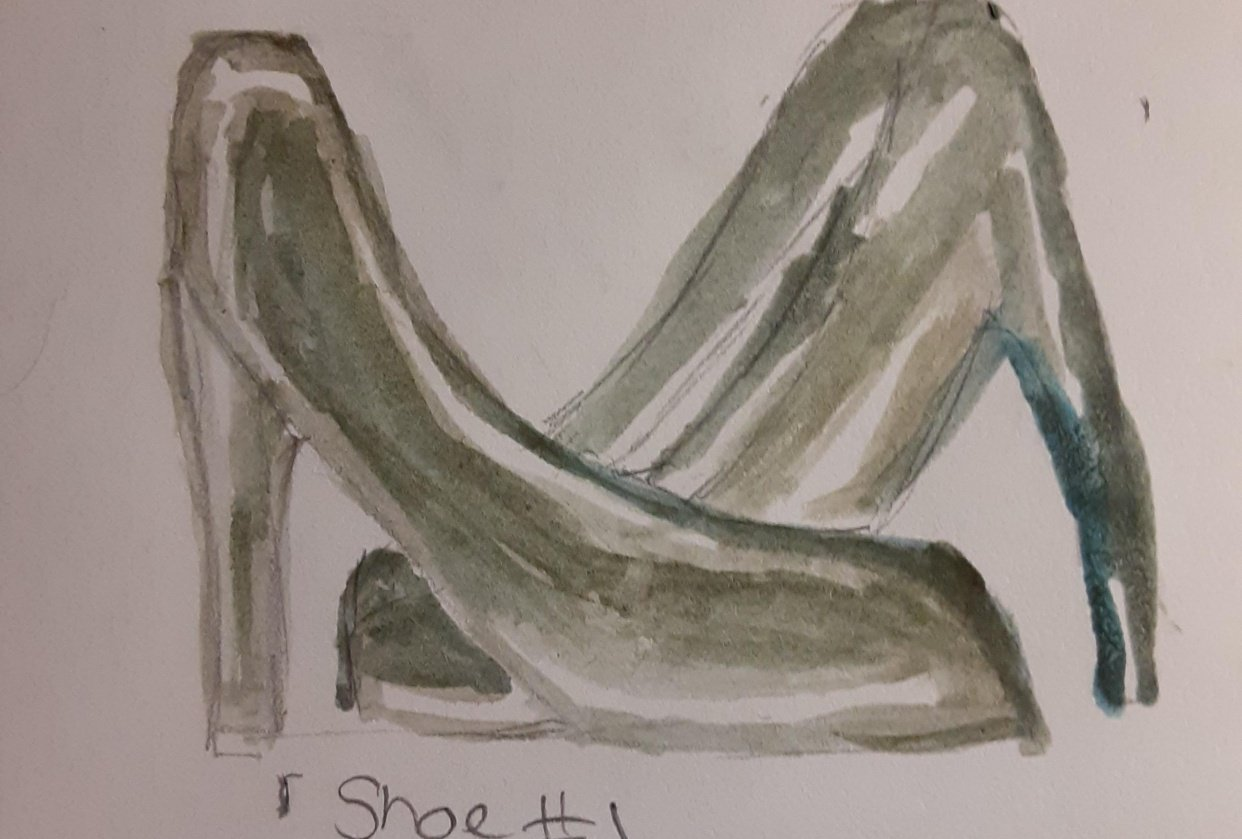 My Shoes - student project