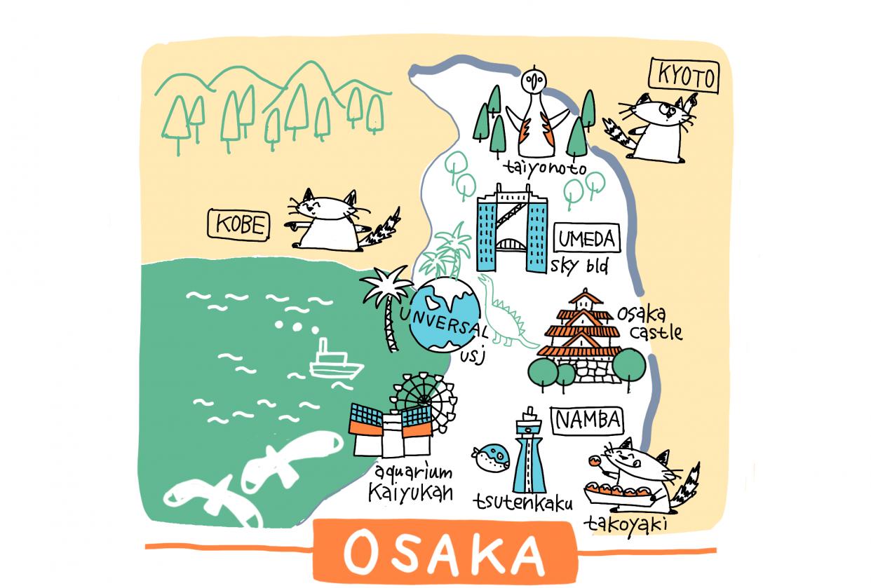 Osaka - student project