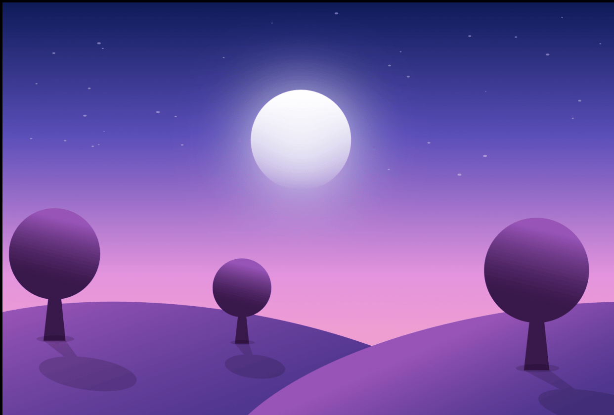 My first Illustrations - student project